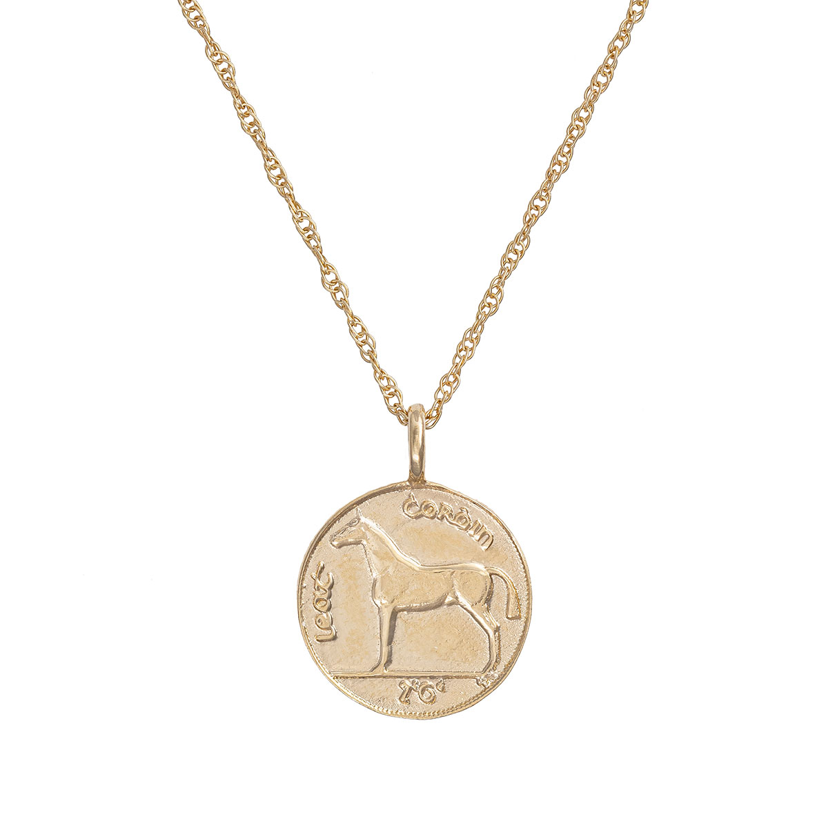 Chupi-Solid-Gold-Worth-Your-Weight-in-Gold-1928-Horse-Coin-Necklace-1