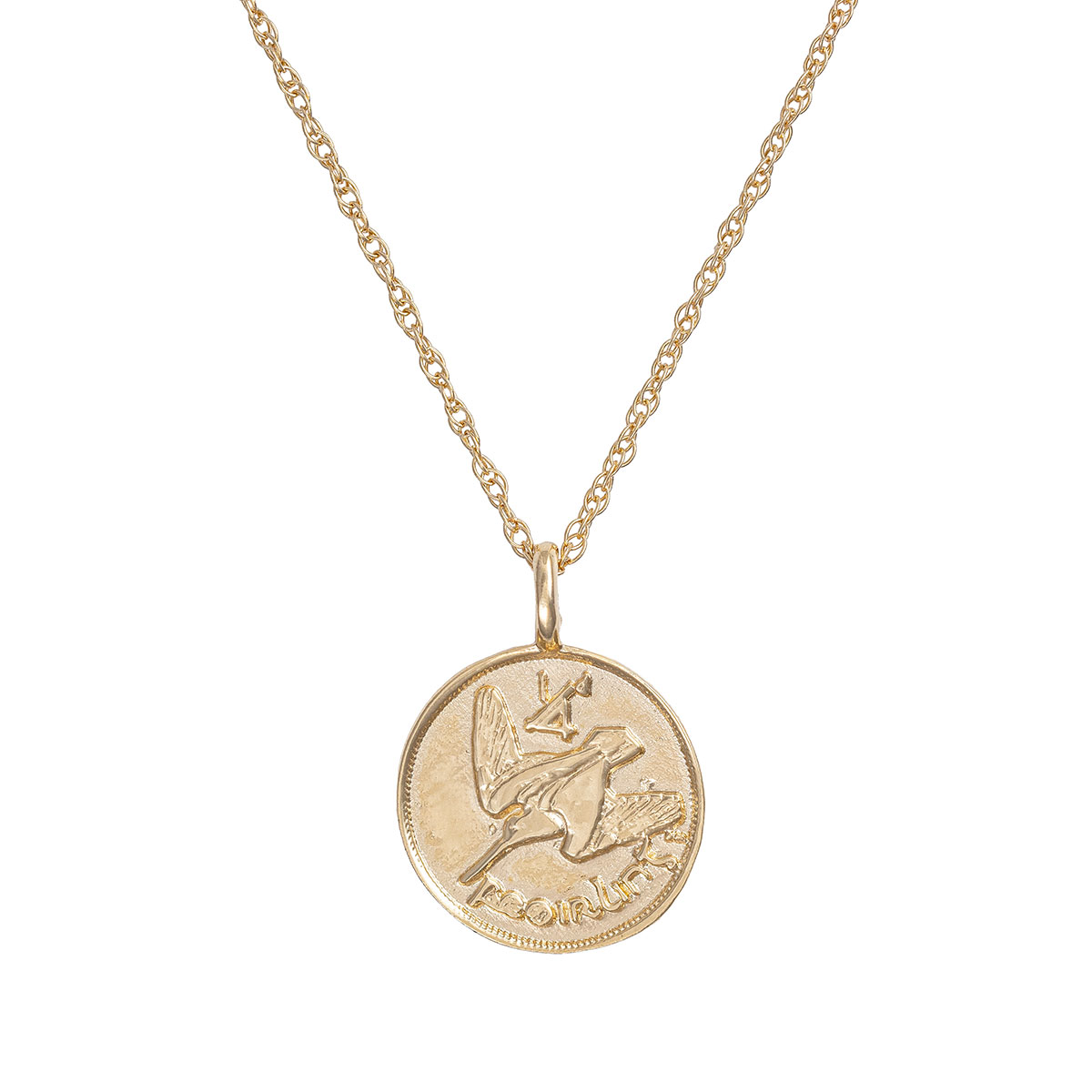 Chupi-Solid-Gold-Worth-Your-Weight-in-Gold-1930-Farthing-Coin-Necklace-1